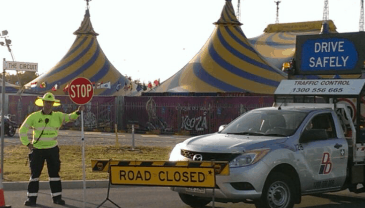 Cirque Du Soleil Traffic Management