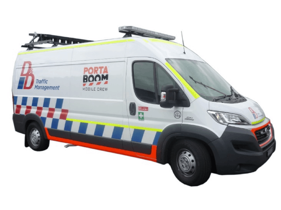 Incident Response Vehicle