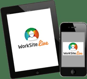 Worksite Live App